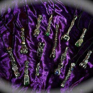 Magic Wand Pendants