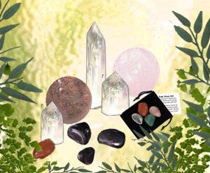 Stones / Crystals / Medicine Bags